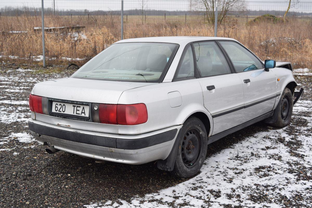 Audi 80 - 1992   WEBY.ee oksjon